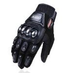 mad moto gloves 10B black