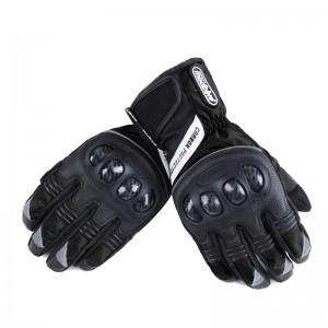 black carbon firber gloves mad-19
